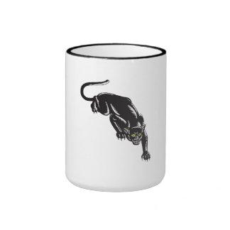 Jaguar que ronda tazas
