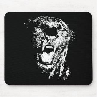 Jaguar Roaring Mouse Pad