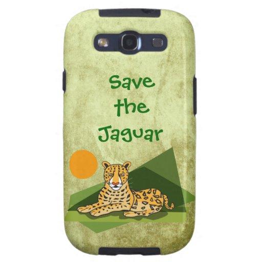 Jaguar Samsung Galaxy SIII Case