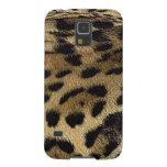 Jaguar Spots Jaguar Fur Wild Cat Animal-Lover Galaxy S5 Cover