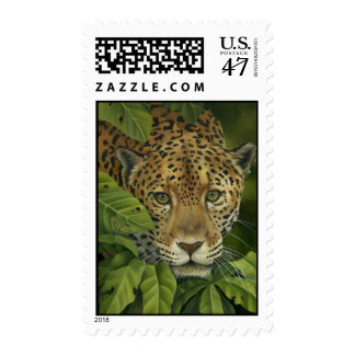 Jaguar Stamp