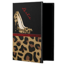 Jaguar Stilettos iPad Air 2 Case Stand