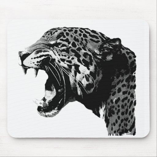 Jaguar Alfombrilla De Raton