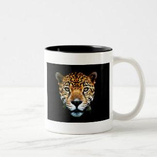 Jaguar Taza De Dos Tonos