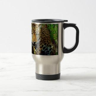 Jaguar Travel Mug