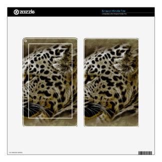 Jaguar Wild Animal Kindle Fire Skin