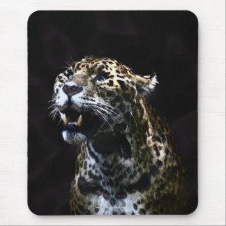 Jaguar Wild Cat Animal-Lover Artwork Mousepads