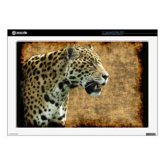 Jaguar Wild Cat Animal-Lover Electronics Skins Decal For Laptop