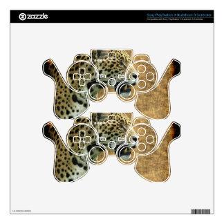Jaguar Wild Cat Animal-Lover Electronics Skins PS3 Controller Decal