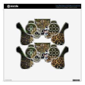 Jaguar Wild Cat Animal-Lover Electronics Skins PS3 Controller Decals