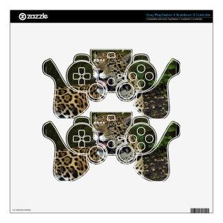 Jaguar Wild Cat Animal-Lover Electronics Skins PS3 Controller Skins