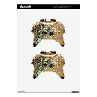 Jaguar Wild Cat Animal-Lover Electronics Skins Xbox 360 Controller Skin