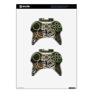 Jaguar Wild Cat Animal-Lover Electronics Skins Xbox 360 Controller Skins
