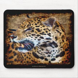 Jaguar Wild Cat Animal-Lover Mousepad