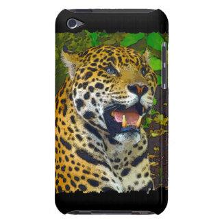 Jaguar, Wild Cat, Animal-Lover, Wildlife Art iPod Touch Case-Mate Case