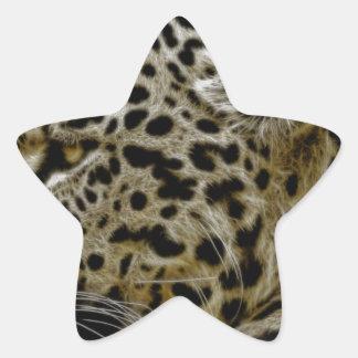 Jaguar Wild Cat Spots African Safari Destiny Sticker