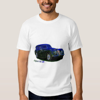 Jaguar XK120 T-Shirt