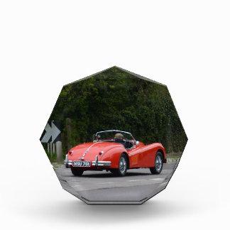 Jaguar XK140 Acrylic Award