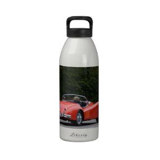 Jaguar XK140 Reusable Water Bottle