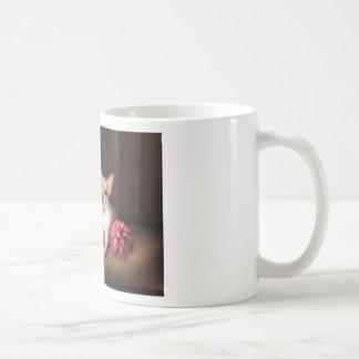 """Jaguarwoman's """"Chihuahua Portrait I"""" Coffee Mug"""