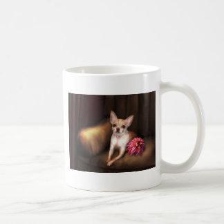 "Jaguarwoman's ""Chihuahua Portrait I"" Mug"