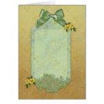 "Jaguarwoman's ""Floral Card"""