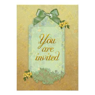 "Jaguarwoman's ""Floral Invitation"""