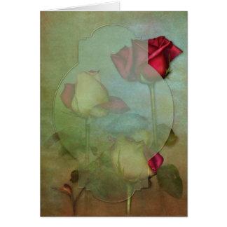 "Jaguarwoman's ""Summer Roses Card"""