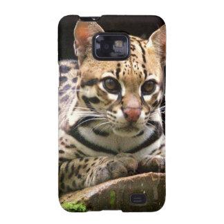 Jaguatirica Samsung Galaxy SII Carcasas