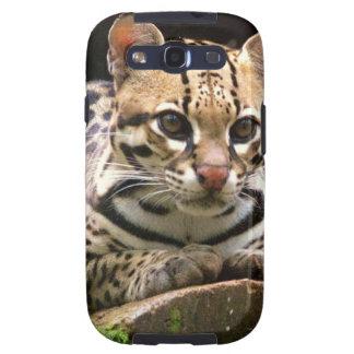 Jaguatirica Galaxy S3 Fundas