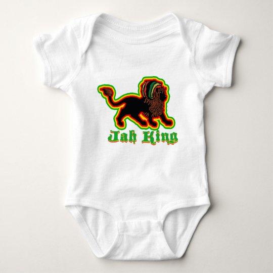 Jah King Baby Bodysuit