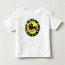 Jah King Vintage Toddler T-shirt