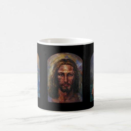 JAH MARIA, JAH JESUS, JAH COFFEE MUGS