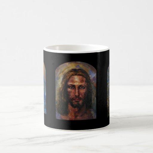 JAH MARIA, JAH JESUS, JAH OLIVE 1 MUG