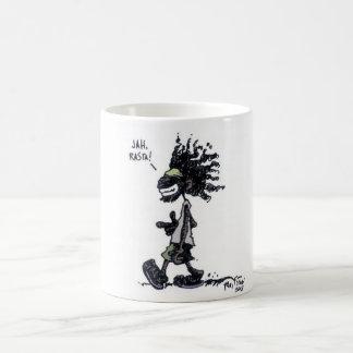 Jah Rasta breakfast Mug