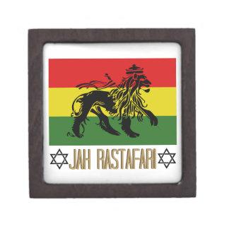Jah Rastafari Cajas De Regalo De Calidad