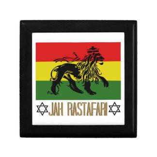 Jah Rastafari Caja De Recuerdo
