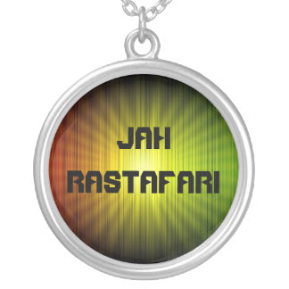 Jah Rastafari Reggae Necklace