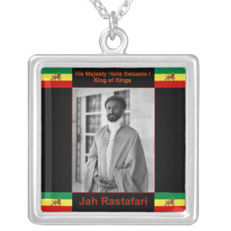 Jah Rastafari Selassie I Necklace