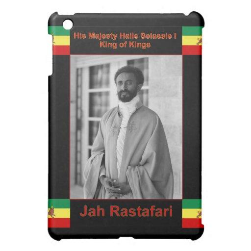 Jah Rastafari Selassie Speck iPad Case