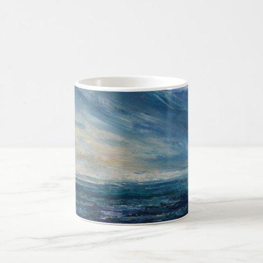 JAH SEA COFFEE MUG