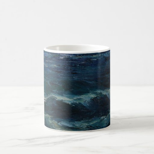 JAH SEA waves 2 Coffee Mugs