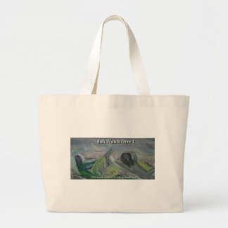 jah watch over i tote bags