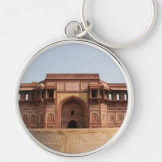 Jahangiri Mahal Red Fort Agra India Keychain