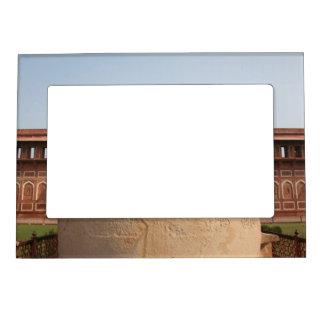 Jahangiri Mahal Red Fort Agra India Magnetic Photo Frame