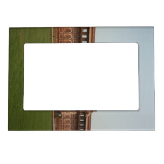 Jahangiri Mahal Red Fort Agra India Magnetic Picture Frame