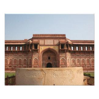 Jahangiri Mahal Red Fort Agra India Photo Art
