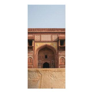 Jahangiri Mahal Red Fort Agra India Rack Cards