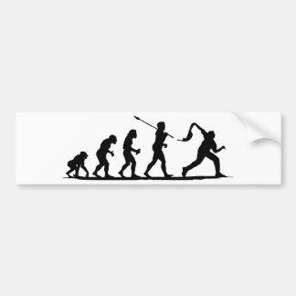 Jai Alai Bumper Sticker