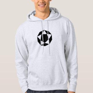 Jai Deco - Geometrics - Deca-Deco Suéter Con Capucha